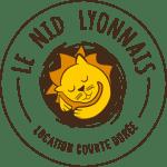Logo Le Nid Lyonnais : Location d'appartements courte durée à Lyon