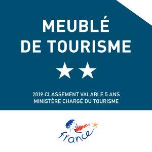 Label Meublé tourisme de France