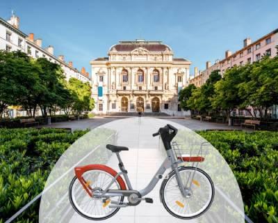 nouvelle génération de vélo à Lyon pour circuler librement
