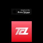 Logo transport en commun lyonnais - téléchargement apple store