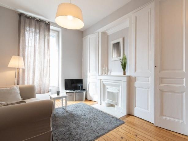 T2 meublé à Lyon quartier Berthelot - Locations saisonnières - courte durée à Lyon